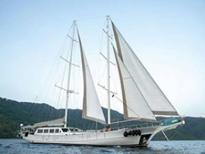 White Soul Goélette Yacht