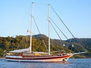 Wicked Felina Goélette Yacht