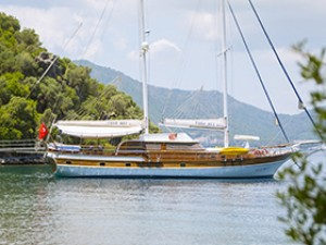 Yuce Bey 1 Goélette Yacht