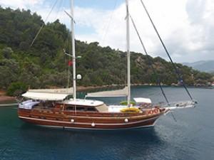 Yuce Bey Goélette Yacht