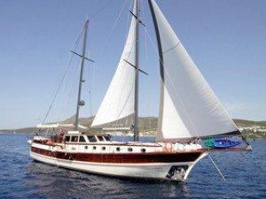 Zeyno`s Goélette Yacht