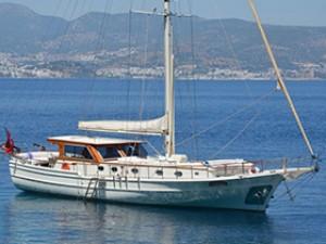 Zorbas Goélette Yacht