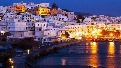 L'île de Naxos