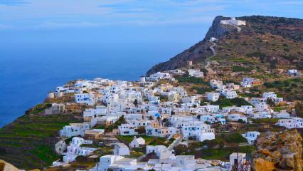 L'île de Sikinos