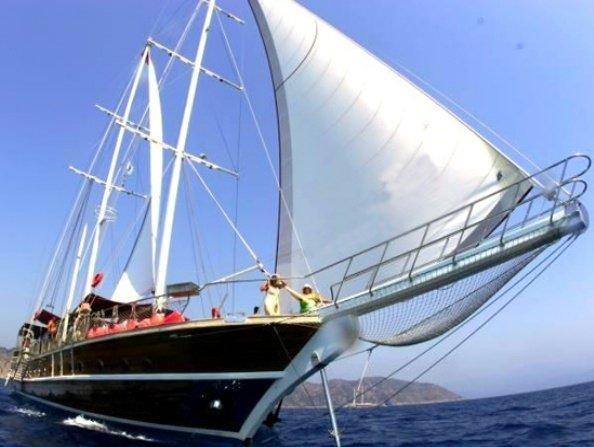 Deniz Felix Balina Goélette Yacht