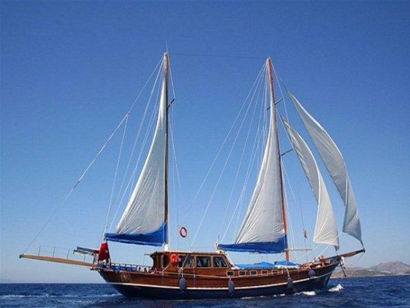 Gemibasi Goélette Yacht