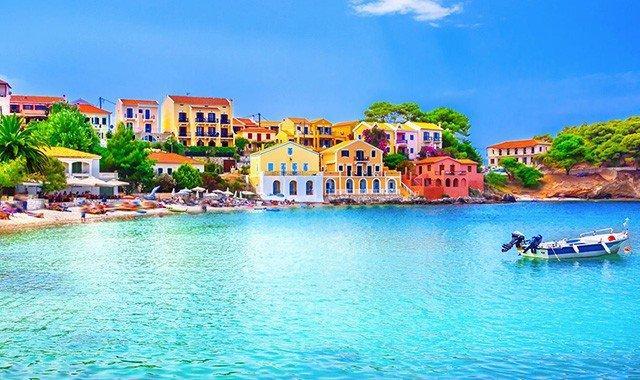 Iles grecques Yacht Charters