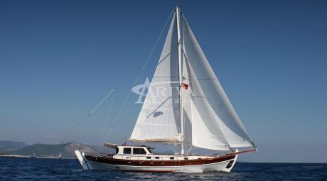 Hayal 62 Goélette Yacht
