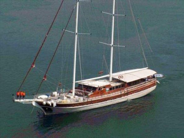 Holiday 10 Goélette Yacht