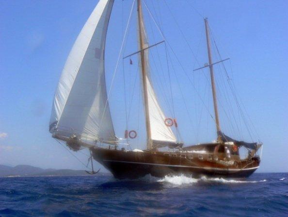 Kavira Goélette Yacht