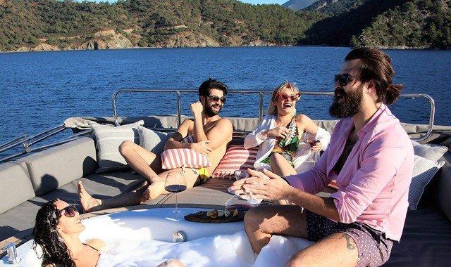 La vie sur les Yachts
