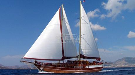 Miss Angel Goélette Yacht