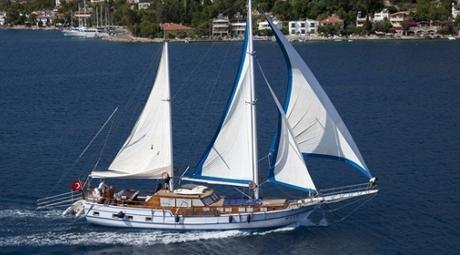 Mojo Goélette Yacht