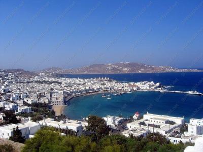 Ile de Mykonos