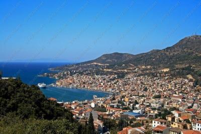 L'île de Samos