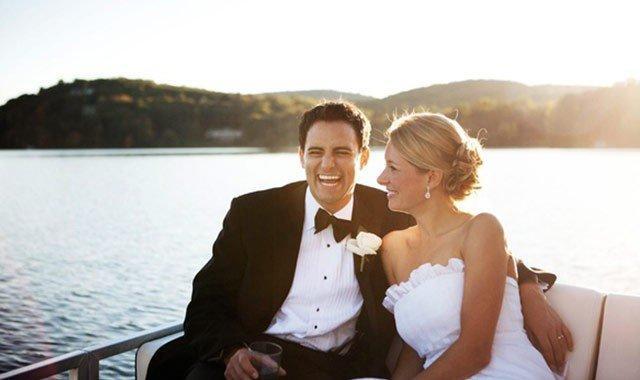 Mariage et lune de miel