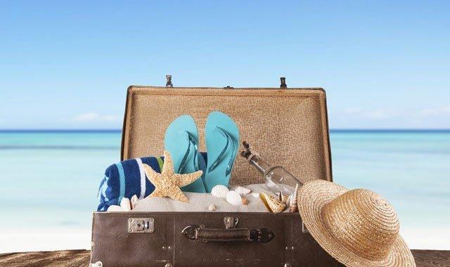 Quoi prendre pendant vos vacances