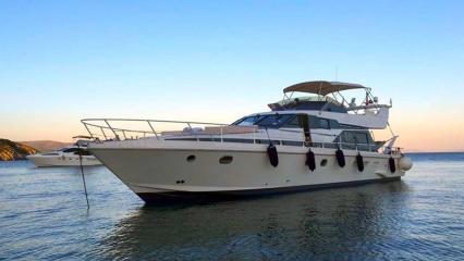 Aegean Angel Yacht à moteur
