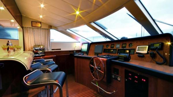 Yacht à moteur Anyway