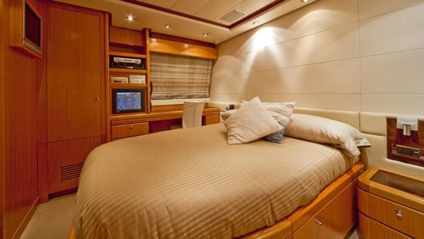 Yacht à moteur Ariela
