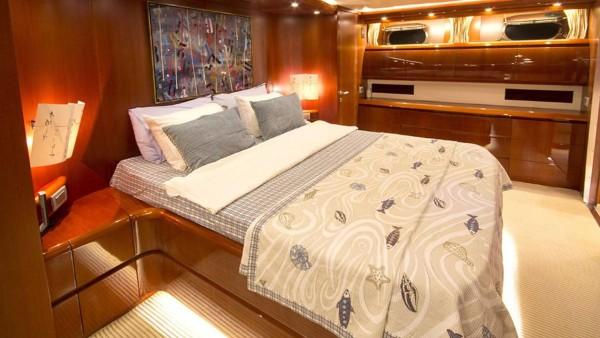 Yacht à moteur Caelum