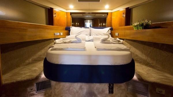 Yacht à moteur Deep Blue