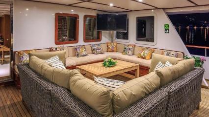 Yacht à moteur Donna Del Mare