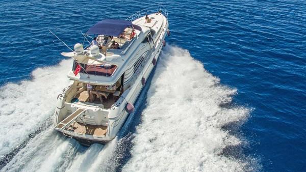Yacht à moteur Dream of Angel