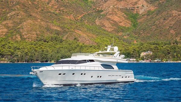 Yacht à moteur El Paradiso