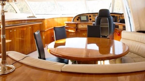 Yacht à moteur Felicity