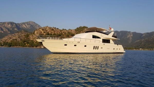 Flamingo Yacht à moteur