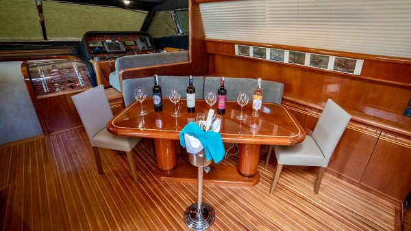 Yacht à moteur Hurrem