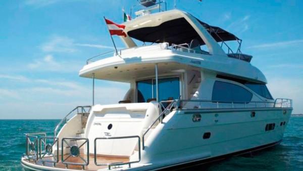 Mira Mare Yacht à moteur