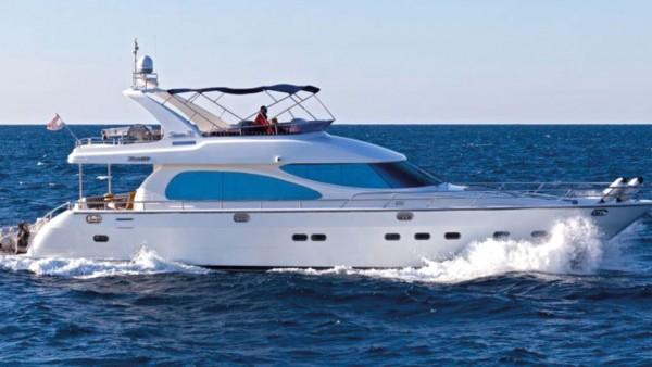 Yacht à moteur Mira Mare
