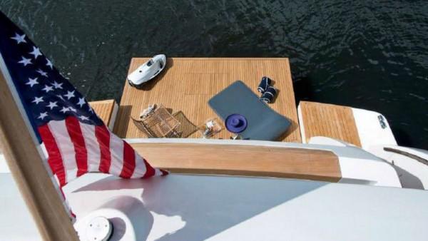 Yacht à moteur Morning Star