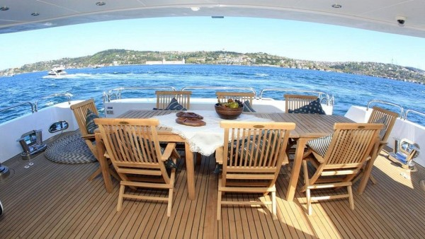 Yacht à moteur MY Smyrna