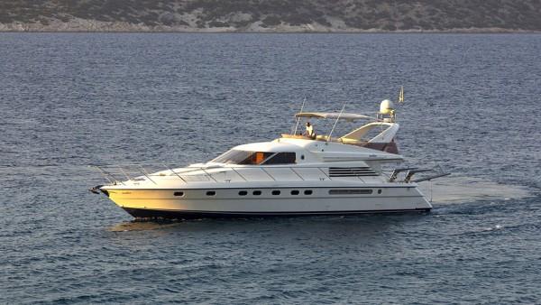 New Dawn Yacht à moteur