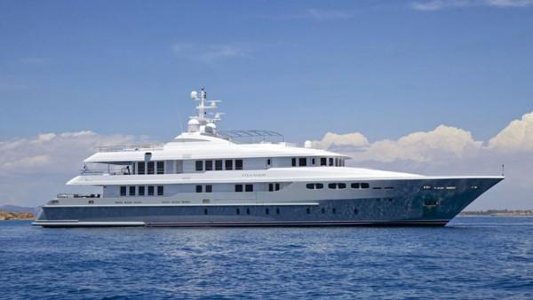 Oceanos Yacht à moteur