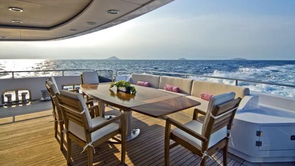 Yacht à moteur Oneiro