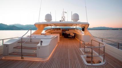 Yacht à moteur Panfeliss
