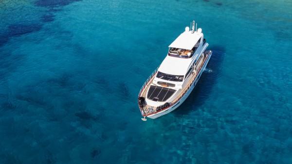 Yacht à moteur Prenses Ela Ada
