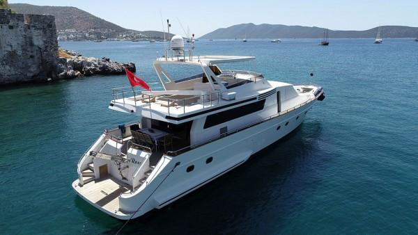 Rose 25 Yacht à moteur