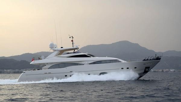 Sea Lion II Yacht à moteur