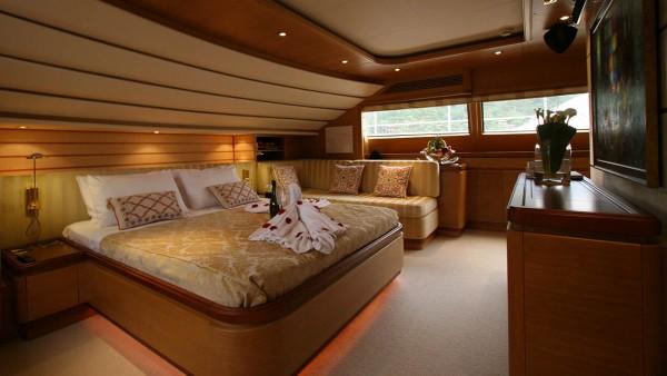Yacht à moteur Sea Lion II