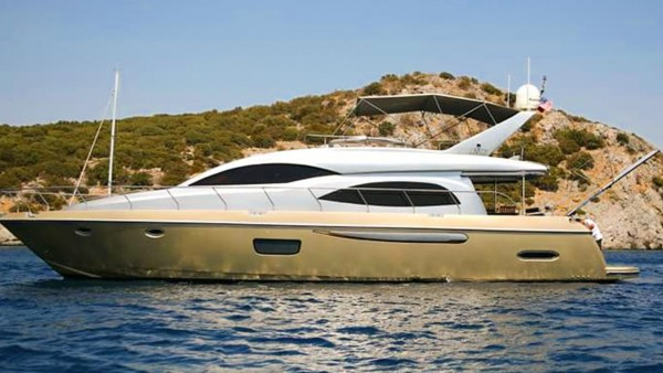 Selenge Yacht à moteur