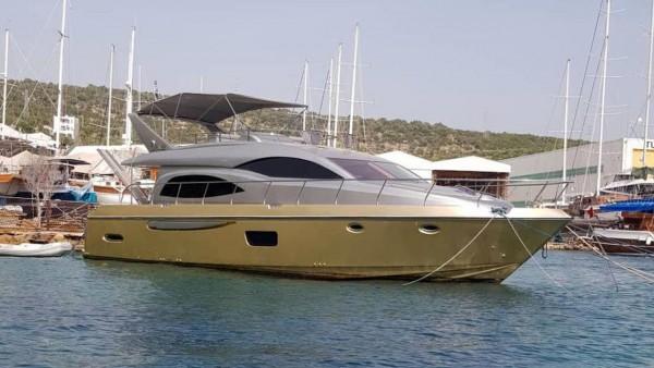 Yacht à moteur Selenge