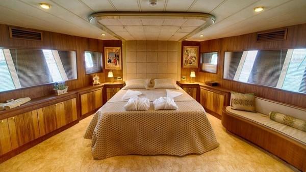 Yacht à moteur Simay F