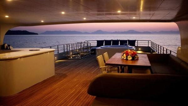 Yacht à moteur Simay S