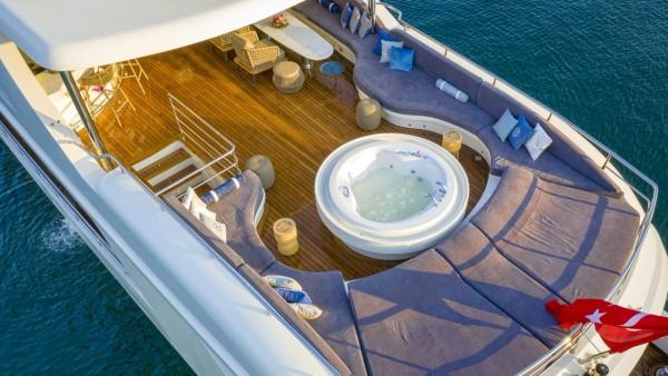 Yacht à moteur Vetro
