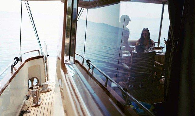 Gestion de la Location de Yacht